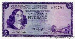 5 Rand AFRIQUE DU SUD  1975 P.112c NEUF