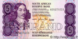 5 Rand AFRIQUE DU SUD  1990 P.119b NEUF