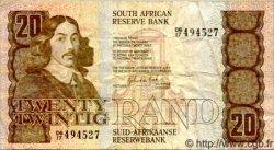 20 Rand AFRIQUE DU SUD  1990 P.121b TB à TTB