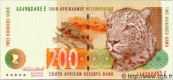 200 Rand SOUTH AFRICA  1994 P.127 UNC