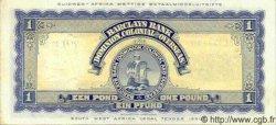 1 Pound AFRIQUE DU SUD  1951 PS.102d SUP