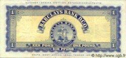 1 Pound AFRIQUE DU SUD OUEST  1954 P.005a TTB