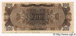200 Millions De Drachmes GRÈCE  1944 P.131a TTB