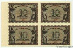 10 Drachmes GRÈCE  1944 P.322 pr.NEUF