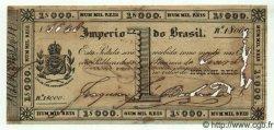 1 Mil Reis BRÉSIL  1833 P.A151 TTB+