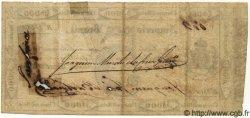 5 Mil Reis BRÉSIL  1833 P.A153 TTB