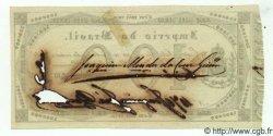 100 Mil Reis BRÉSIL  1833 P.A157 TTB+