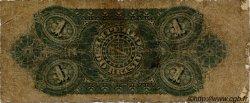 1 Mil Reis BRÉSIL  1879 P.A250a AB