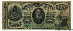 1 Mil Reis BRÉSIL  1879 P.A250a TB