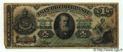 1 Mil Reis BRÉSIL  1879 P.A250b TB+