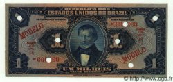 1 Mil Reis BRÉSIL  1919 P.006 NEUF