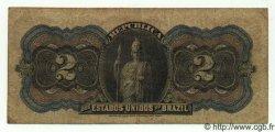 2 Mil Reis BRÉSIL  1900 P.011 TB+