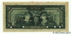 5 Mil Reis BRÉSIL  1913 P.024
