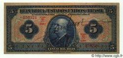 5 Mil Reis BRÉSIL  1925 P.029b pr.NEUF