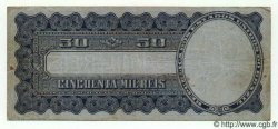 50 Mil Reis BRÉSIL  1915 P.055a TTB+