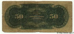 50 Mil Reis BRÉSIL  1916 P.056 B+
