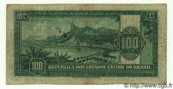 100 Mil Reis BRÉSIL  1936 P.071 TB+ à TTB