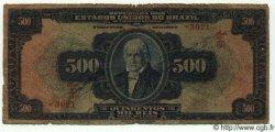 500 Mil Reis BRÉSIL  1919 P.089 B+