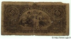 50 Mil Reis BRÉSIL  1906 P.096 AB