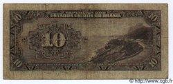 10 Mil Reis BRÉSIL  1926 P.103 B+ à TB