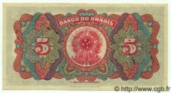 5 Mil Reis BRÉSIL  1923 P.112 SPL