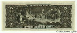 5 Cruzeiros BRÉSIL  1950 P.142 pr.NEUF