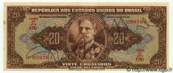 20 Cruzeiros BRÉSIL  1950 P.144 pr.NEUF