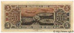 5 Cruzeiros BRÉSIL  1961 P.166a SUP