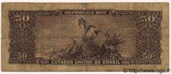 50 Cruzeiros BRÉSIL  1963 P.179 TB+