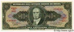 1 Centavo sur 10 Cruzeiros BRÉSIL  1967 P.183b pr.NEUF