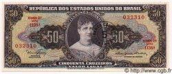 5 Centavos 50 Cruzeiros BRÉSIL  1967 P.184a pr.NEUF