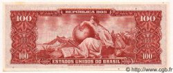 10 Centavos 100 Cruzeiros BRÉSIL  1967 P.185b NEUF