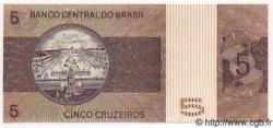 5 Cruzeiros BRÉSIL  1979 P.192b NEUF