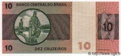 10 Cruzeiros BRÉSIL  1978 P.193a pr.NEUF
