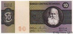 10 Cruzeiros BRÉSIL  1980 P.193b NEUF