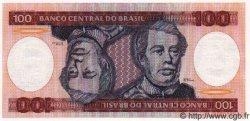 100 Cruzeiros BRÉSIL  1981 P.198