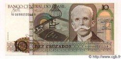 10 Cruzados BRÉSIL  1986 P.209 NEUF