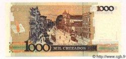 1 Cruzado Novo sur 1000 Cruzados BRÉSIL  1989 P.216 NEUF