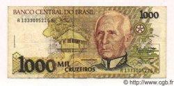 1000 Cruzeiros BRÉSIL  1992 P.231a TTB