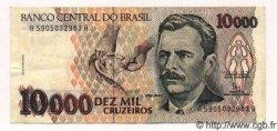 10000 Cruzeiros BRÉSIL  1992 P.233 TTB
