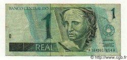 1 Real BRÉSIL  1994 P.243a TB