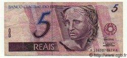 5 Reais BRÉSIL  1994 P.244b pr.TTB
