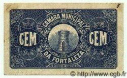 100 Reis BRÉSIL  1896 P.- TTB