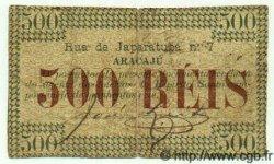 500 Reis BRÉSIL  1900 P.- TB