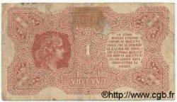 1 Lire ITALIE  1881 P.010 TB à TTB