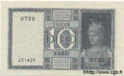 10 Lires ITALIE  1944 P.025c SPL