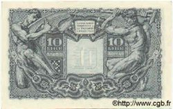 10 Lires ITALIE  1944 P.032c SPL