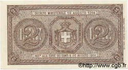 2 Lires ITALIE  1917 P.037b NEUF