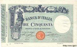 50 Lires ITALIE  1912 P.038c TTB