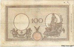 100 Lires ITALIE  1916 P.039d TB
